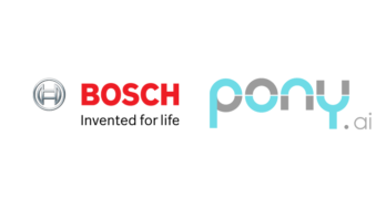 Bosch and Pony AI