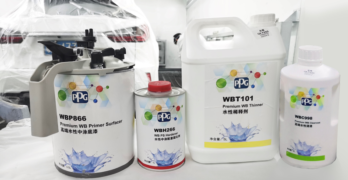 PPG Waterborne System for China