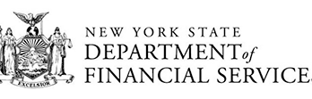 New York State DFS logo