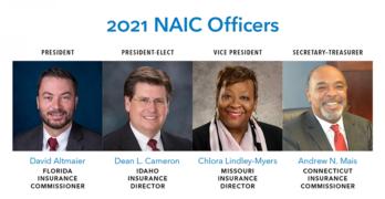 2021 NAIC Officers
