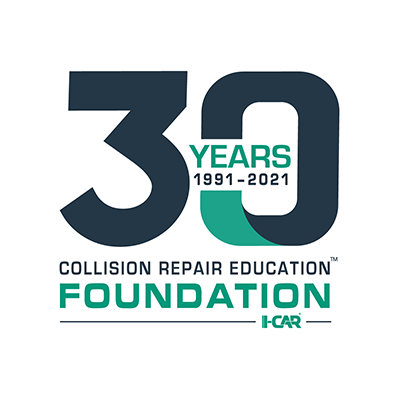 CREF 30th Anniversary logo
