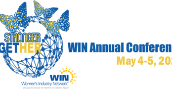 2021 WIN Conference logo