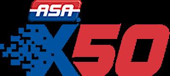 ASA X50 logo