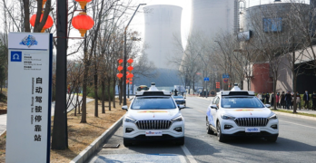 Baidu Apollo Self-Driving Taxi