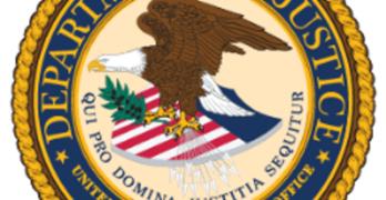 US DOJ Rhode Island Seal