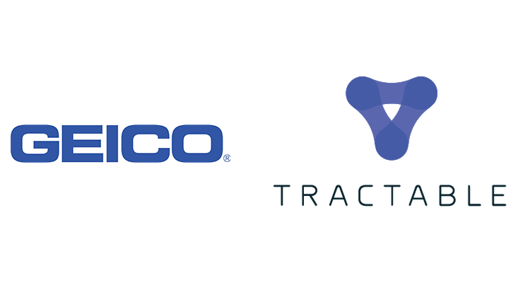 GEICO Partners with Tractable on Estimating AI - CollisionWeek