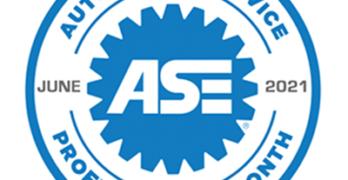 Automotive Service Professionals Month 2021