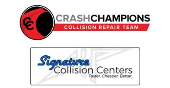 Signature Collision Centers Merges with Crash Champions