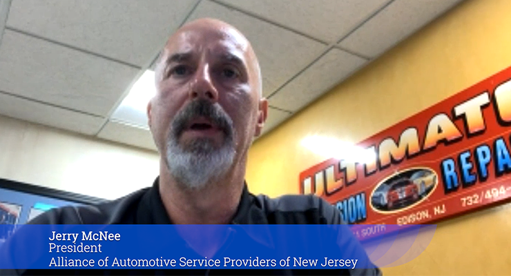 Jerry McNee on Return of Northeast Trade Show